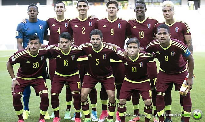 Definen México y Venezuela fase de grupos en el Mundial Sub 20