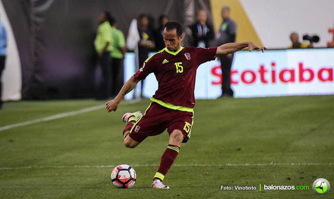 El 'Lobo' Guerra anuncia su retiro de la Selección de Venezuela