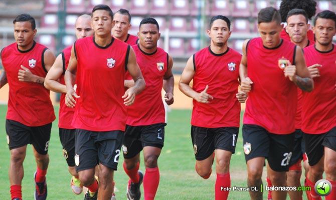 Caracas perdió en Barinas por la Copa Bicentenaria