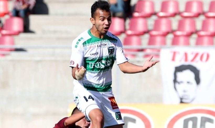 Resultado de imagen para Reiner Castro de Deportes Temuco